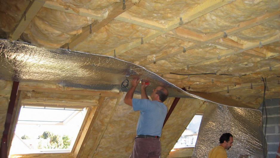 Крыша и потолок для частного дома своими руками 7