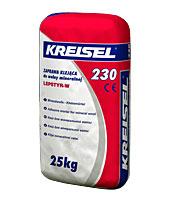 Клей для плит изминеральной ваты MINERALWOLLE-KLEBEMÖRTEL 230
