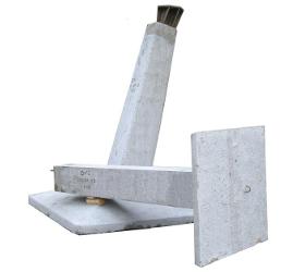 Фундаменты малозаглубленные для стальных опор ВЛ35-500кВФ