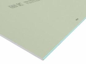 Влагостойкий лист ГКЛВ Knauf: 2500х1200х12,5