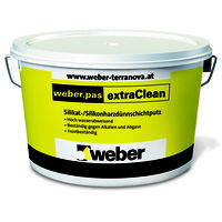 Weber.pas ExtraClean (1.5 mm koroed)