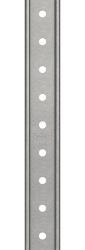 Рейка прижимная стальная Termoclip-кровля (РС 1)