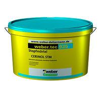 Раствор для быстрой остановки течей (гидропломба) Weber.tec 935