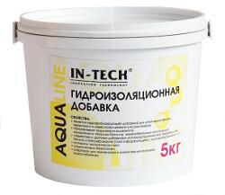 Добавка гидроизоляц. IN-Teck AQUALINE (5кг)